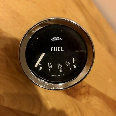 Jaeger Bf2201/03 Fuel Gauge-Early Triumph Spitfire
