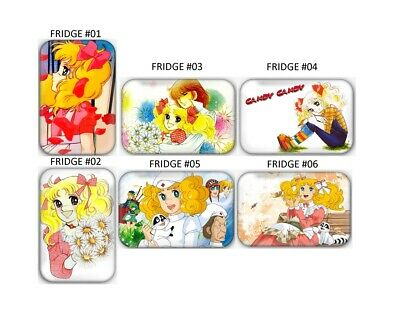 Candy Candy Fridge Magnet (animation,manga,movie,comic,cute, bluray, tshirt)