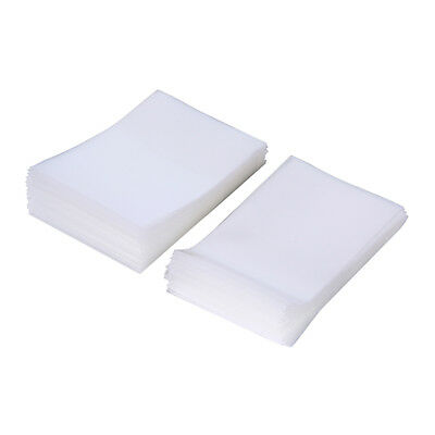 100X transparent cards sleeves card protector board game cards magic sleeves  QY