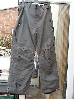 Ladies Mens Casual Thermal Thinsulate Crane Sports Trousers With Braces XL