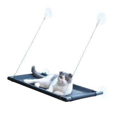 Cat Bed Window Perch Hammock Sunny Seat Window Mounted Cat Beds Pet Cot  38lb
