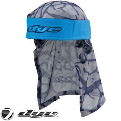 Dye Paintball Headwrap (Azul Marino / Azul)