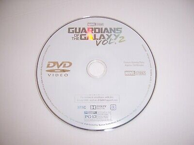 Guardians of the Galaxy Vol 2 (DVD) - DVD Disc Only