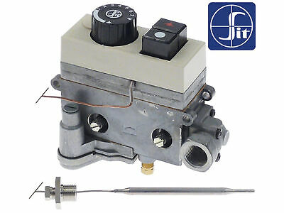 Gas Valve Thermostat Controller Fryer, Mini-Sit 0.710.763, 120 - 200°C Lincat