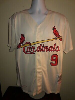 online store 6b228 cb42a ROGER MARIS ST. Louis Cardinals 1967 Mitchell and Ness ...