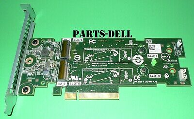 DELL ULTRA SSD M 2 PCIe x4 Solid State Storage Adapter Card 80G5N