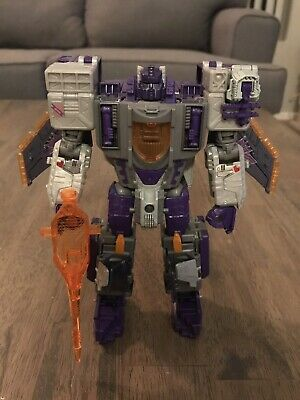 Transformers Titans Return Siege On Cybertron Voyager Tidal Wave 100/% Complete