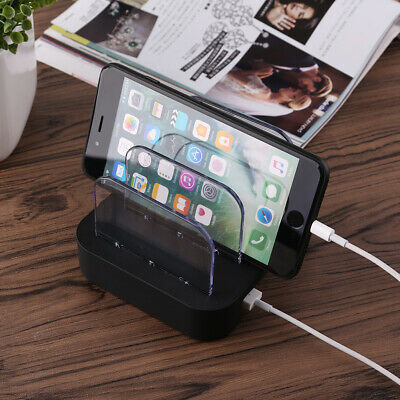 Multi-Port USB Charging Station- Universal Charger Dock Hub