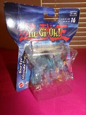 Yu-Gi-Oh! Blue Eyes Ultimate Dragon Series 14 Action Figure. New. Rare!