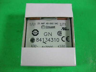 Crouzet Solid State Relay 84134310 New