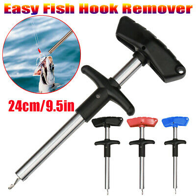 9.5inch Easy Fish Hook Remover Fishing Tool Minimizing The Injuries Tools Tackle