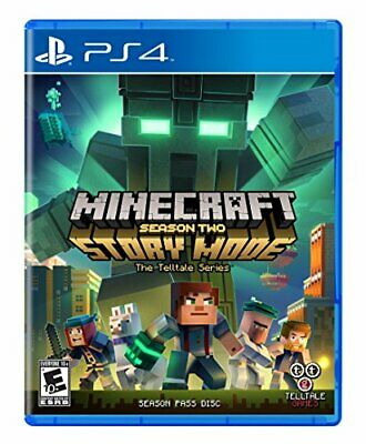 Minecraft Story Mode - Season 2 - PlayStation 4 Standard Edition