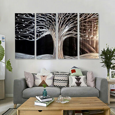 Modern Tree Canvas Painting Print Picture Home Wall Art Decoration No Frame !