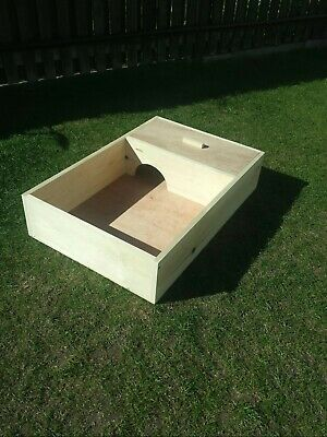 Tortoise Table 6inch Sides (Without hide)