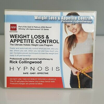WEIGHT LOSS AFFIRMATIONS + SUBLIMINAL MESSAGES HYPNOSIS MP3 Disc