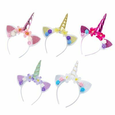 Halloween Children Selling Cute Funny Unicorn Headband AZ