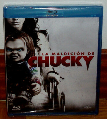 The Curse of Chucky Blu-Ray New Sealed Horror Thriller (Unopened) R2