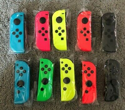 New Nintendo Switch Joy Con Low Prices Fast Shipping! Joy-Cons All Colors