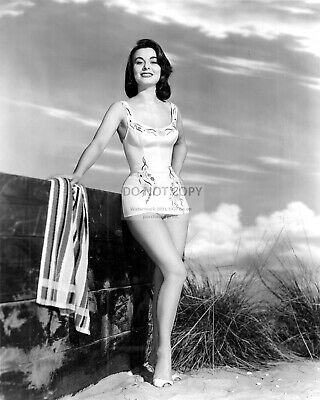 Anne Heywood British Actress Pin Up - 8X10 Publicity Photo (Dd488)