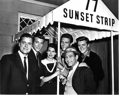 77 Sunset Strip - Complete Series - All 206 Episodes -