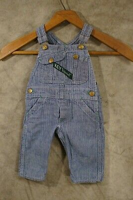 Vintage Key Imperial Work Wear Overalls for Kids Toddlers Cute!!!
