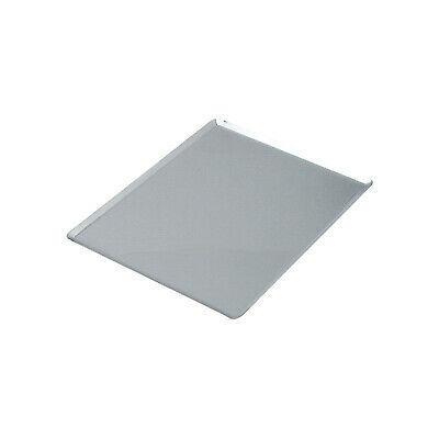 Baking Sheet 400x300mm Stainless Steel 1mm Gauge Cookie Biscuit Bakers Tray