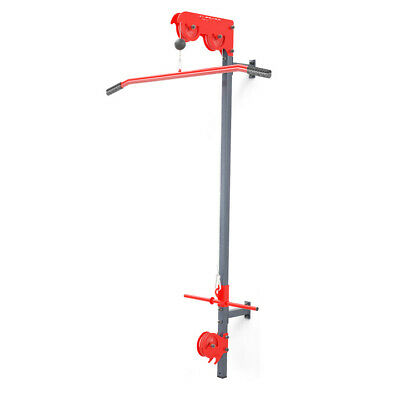 Wall Mounted Lat Pull Down Station With Two Pulleys Multigym Kssl020