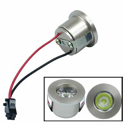 Recessed Spot light Driver Ceiling Lamp Mounted 1/3W Mini Led Cabinet Downlight