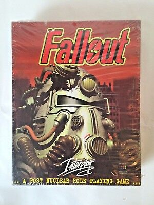Fallout *Neuf Sous Blister*, Big Box, FR, PC CD-ROM, Vintage **Ultra Rare**