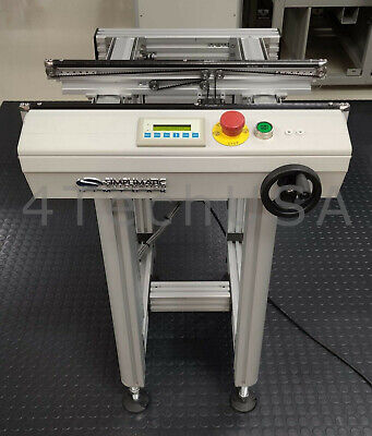 "Simplimatic Automation Cimtrak PCB Conveyor 22"" Model 3011"