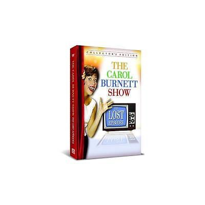 The Carol Burnett Show: The Lost Episodes (2015, 6-DVD Collector's Edition)