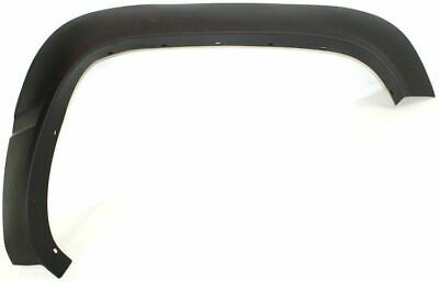 New Fender Flares Moulding Trim Wheel Opening Molding Front Passenger Right Side