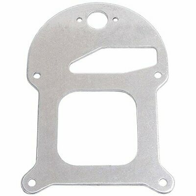 Edelbrock 8189 Single Regulator Mounting Plate Bracket