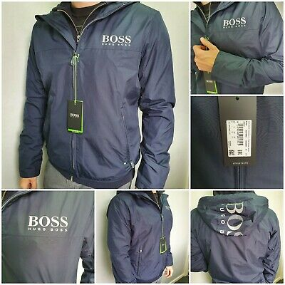 921949a58 HUGO BOSS WATER Repellent Regular Fit Field Jacket - Thermore ...