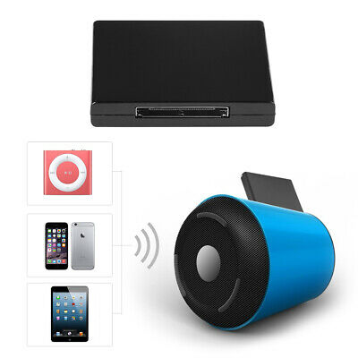 Wireless Bluetooth Audio Receiver- Adapter Dock For iPhone iPod Bose Speaker