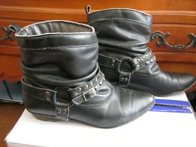 ISABEL NOIRES BOTTINESBOOTS MARANT cloutées ZARA version rdCshxtQ