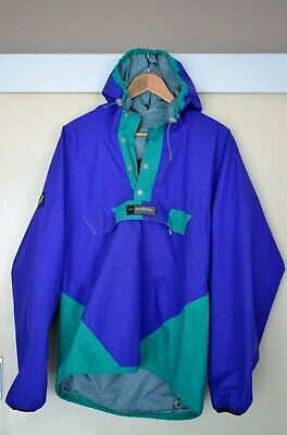 ADVENTURE WEAR GORE TEX SHELL JACKET - 1990's - MADE IN AUSTRALIA - SIZE XL