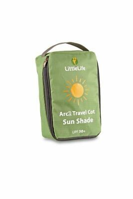 LittleLife Arc 2 Travel Cot Sunshade Accessory