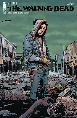 Walking Dead #192 1St Print
