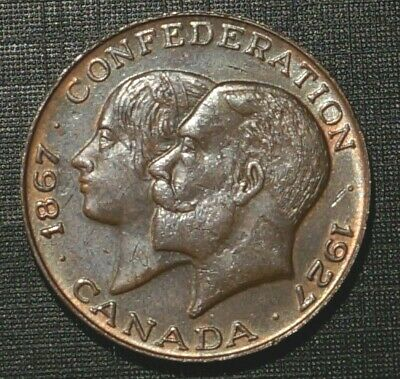 King George V. and his Queen, Mary of Teck Confederation 1927 CANADA (215)