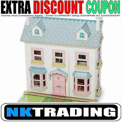 Le Toy Van Mayberry Manor Dolls House -XTRA 10% OFF > code PRIORITY10