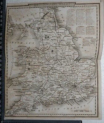 1846 Archer / Dugdale Map of England and Wales