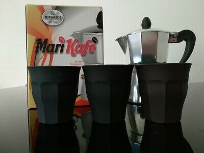 veritable cafetiere, machine a cafe, moka ITALIENNE cadeau