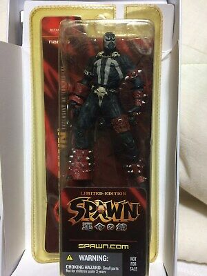 Spawn Armageddon 2002 exclusive japan limited action figure NAMCO