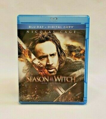 Season of the Witch - Blu-ray Disc 2011 Widescreen 2-Disc Set Digital Copy