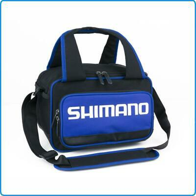 BORSA SHIMANO ALL-ROUND TACKLE BAG 33x26x22CM PORTA ESCA ACCESSORI PESCA IN MARE