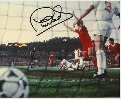 Phil Neal Autograph LIVERPOOL FC Signed 8x10 Photo AFTAL [7916]