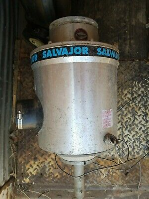 Salvajor Model 200 Commercial Food Waste Garbage Disposal Industrial Disposer
