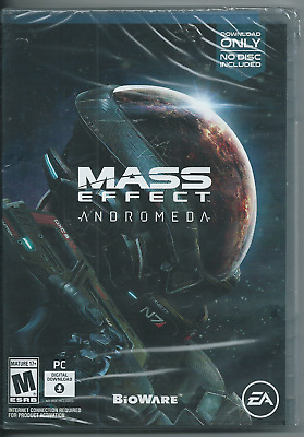 Mass Effect: Andromeda (PC, 2017)