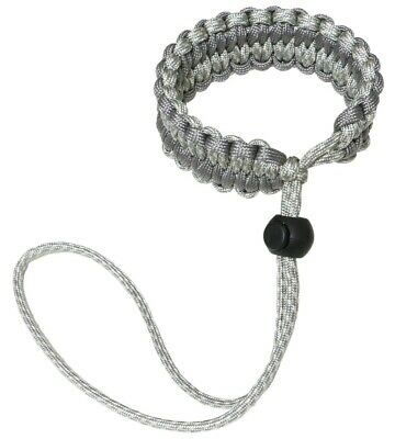 550 Paracord Camera Adjustable Wrist Lanyard Strap Grip Weave Cord For Canon